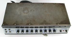 Vintage Ampeg Jupiter 22 B-22X Amplifier Amp Head for Parts/ Repair