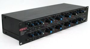 Ashly PQ26 Stereo Six Band Parametric Equalizer