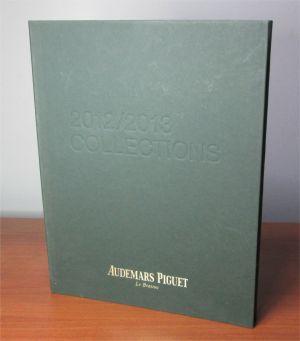 Audemars Piguet 2012-2013 Collections Catalogue Book