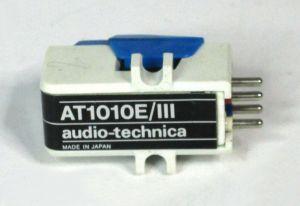 Audio Technica AT1010E III Phonograph Turntable Cartridge No Stylus