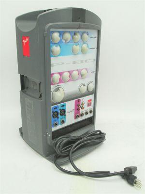 Fender Passport P-80 Portable PA Audio System MAIN UNIT MIXER