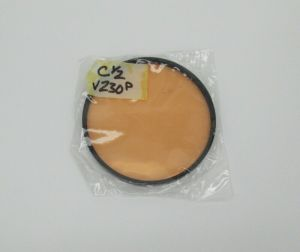 LOT OF 10 TIFFEN SERIES 9 82mm CORAL CAMERA GLASS FILTER