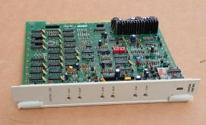 Otari MTR-12 II 4 channel reel to reel Capstan Control board