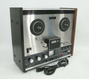 Teac 1230 Reel to Reel Tape Deck Player Recorder