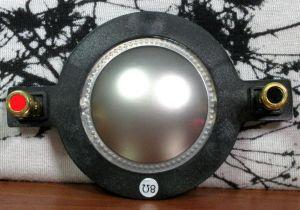 Aftermarket Mackie Diaphragm SRM450 P-audio BM-D450 8 OHM