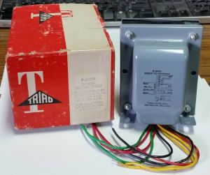 NOS Triad R-205A Tube Power Transformer