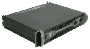 Rackmount QSC PLX-1602 Pro Power Amplifier 300W/CH @ 8 OHMS + Box & Manual #1721