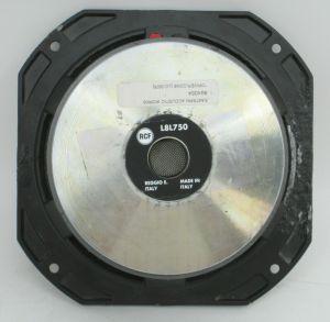 "Single – RCF L8L750 8"" Mid Range 16 Ohm EAW 804054 LC-0875 Replacement Speaker"