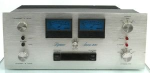 DYNACO STEREO 400 Power Amplifier w/ Meters