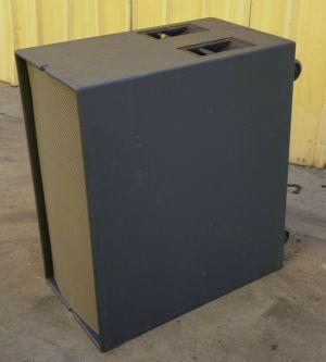Martin Audio WSX Wavefront Hyperbolic folded bass horn Subwoofer Speaker Gray
