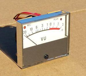 Otari Reel to Reel VU Meter ME11016