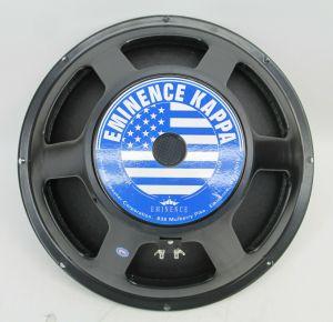 """Single – Eminence KAPPA 18"""" inch Woofer for Subwoofer / Bass Guitar Speaker Amp"""