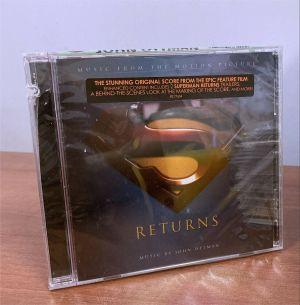 Superman Returns Music from the Motion Picture Film Score by John Ottman CD