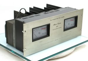 Vintage Phase Linear 400 Stereo Power Amplifier
