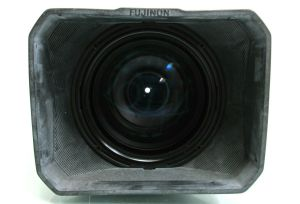 Fujinon Aspheric & IF 19x TV Zoom Camera Lens 1:1.4 / 6.5-123mm w/ Hood