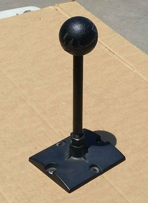 JBL 350288-001 Black Ball Mount For Control 30 Speaker Invisiball