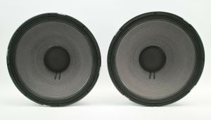 """PAIR of JBL 2226H 2226 H 15"""" inch Low Freq LF 8-Ohm Woofer Speakers 600W"""