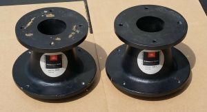 "Pair JBL 2311 Professional Series Horns for 2"" Drivers"