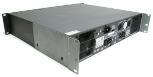 Rack Mount Dynacord LX2200 2-Ch Power Amplifier 1100W/CH @ 4-OHMS
