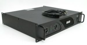 Rackmountable Crest Audio LT1000 LT 1000 500 Watt Power Amplifier Amp #4