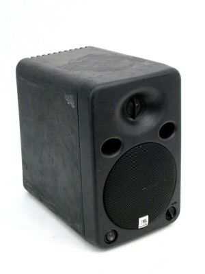 Single JBL LSR6325P Linear Spatial Reference Bi-Amplified Monitor Speaker