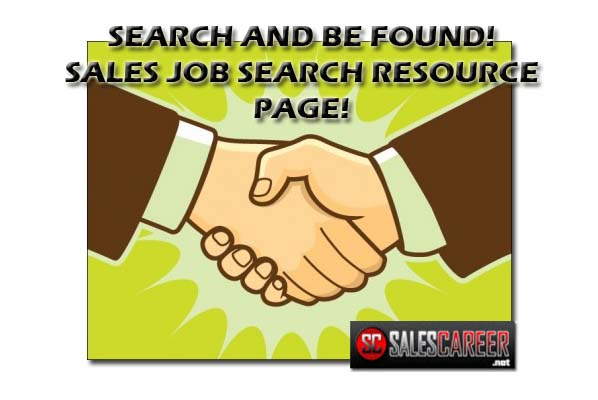 Sales Job Search in one Convenient Location