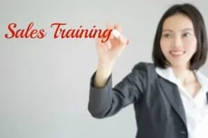 Sales Manager Training Sales People