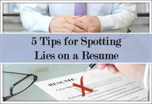sales-resume-how-to-spot-lies