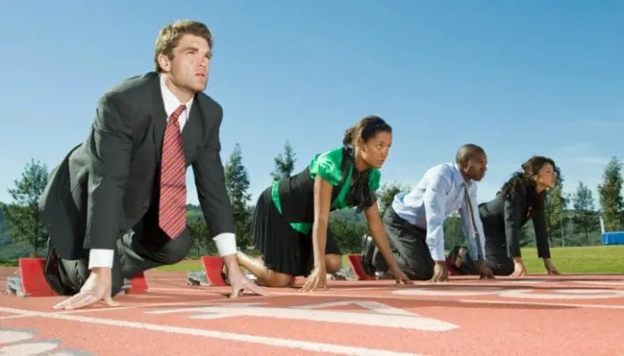 Friendly Competition is Good for Sales Reps