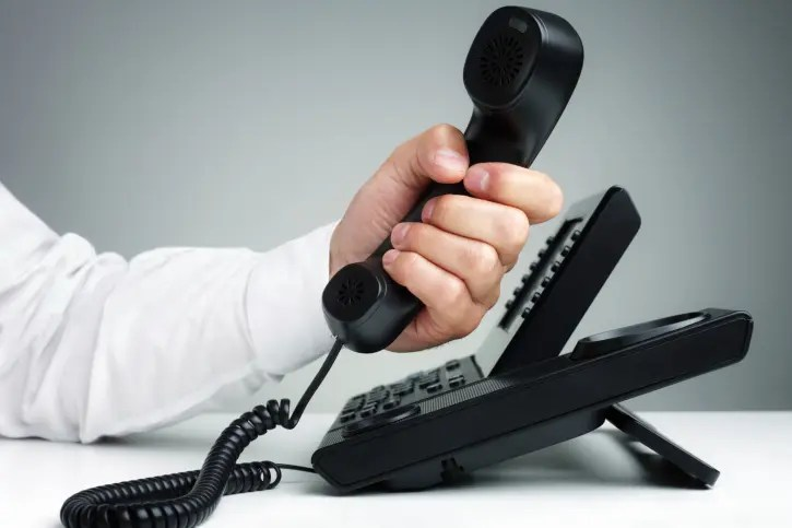Business-telephone-planned-calls