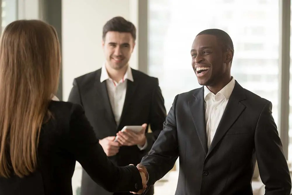 Sales Manager Finding Good Salespeople