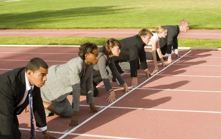 Assessing Sales Performance Coaching race