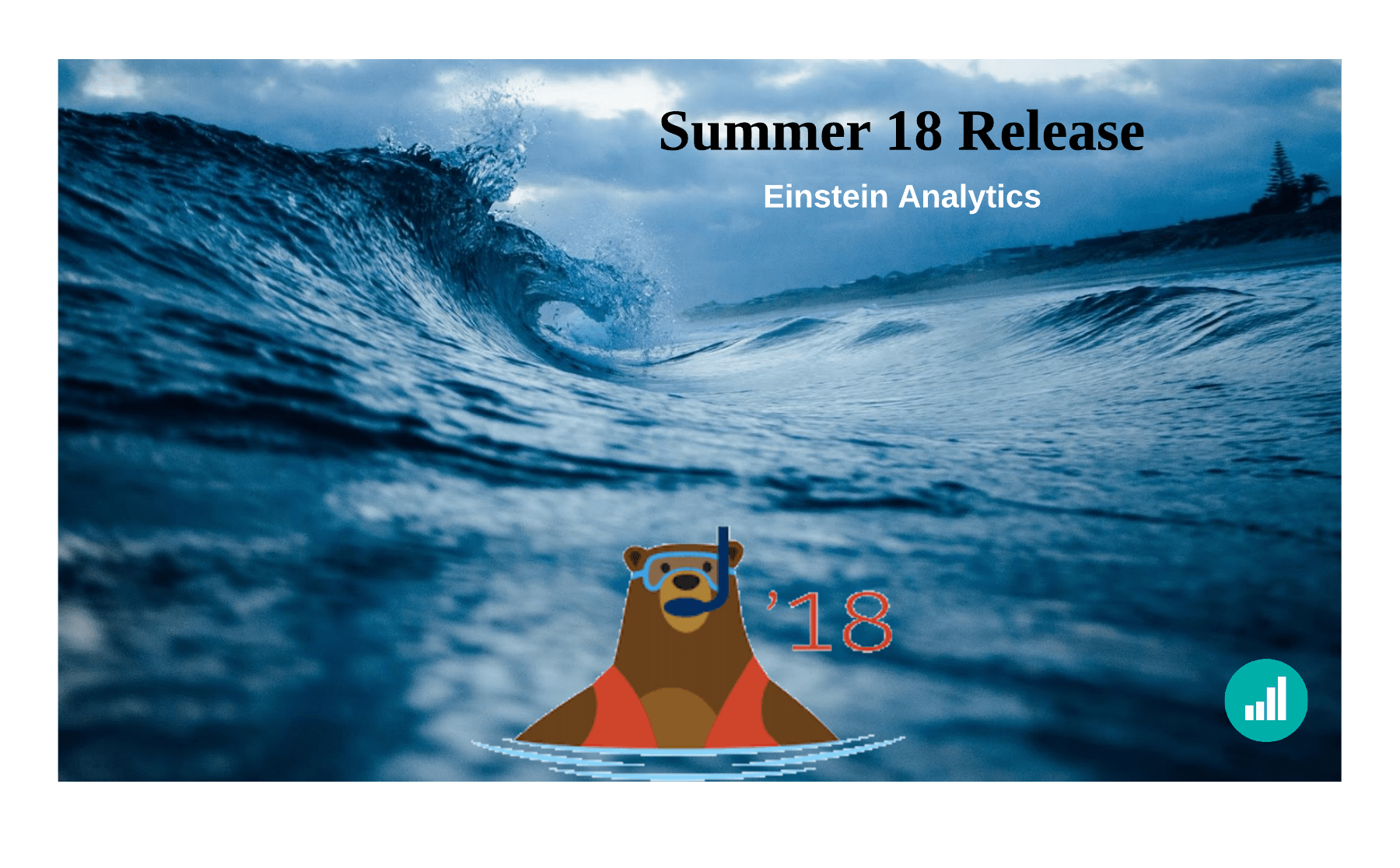 Einstein Analytics Summer Release18