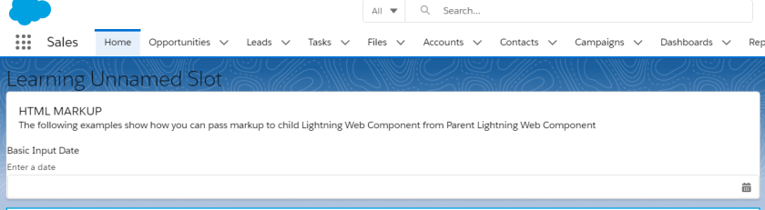 PASS HTML MARKUP FROM PARENT TO CHILD IN LIGHTNING WEB COMPONENT