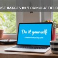 images in formula fields