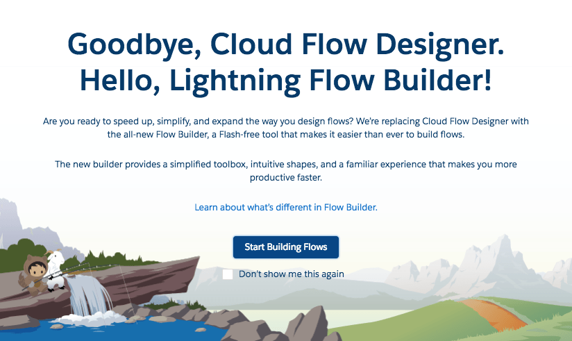 Spring '19 Release Preview: Lightning Flow Builder and More!