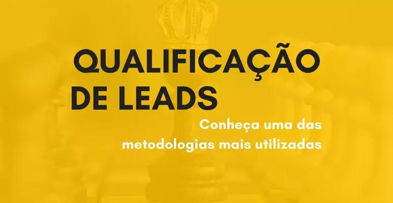 qualififação de leads