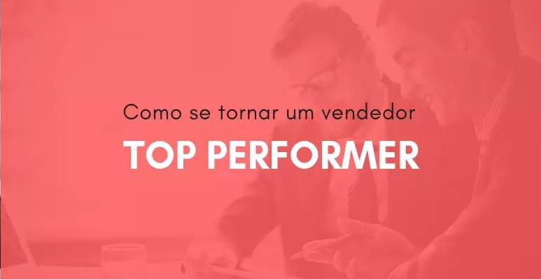 vendedor top performer
