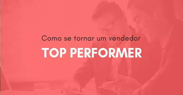 vendedor top performer