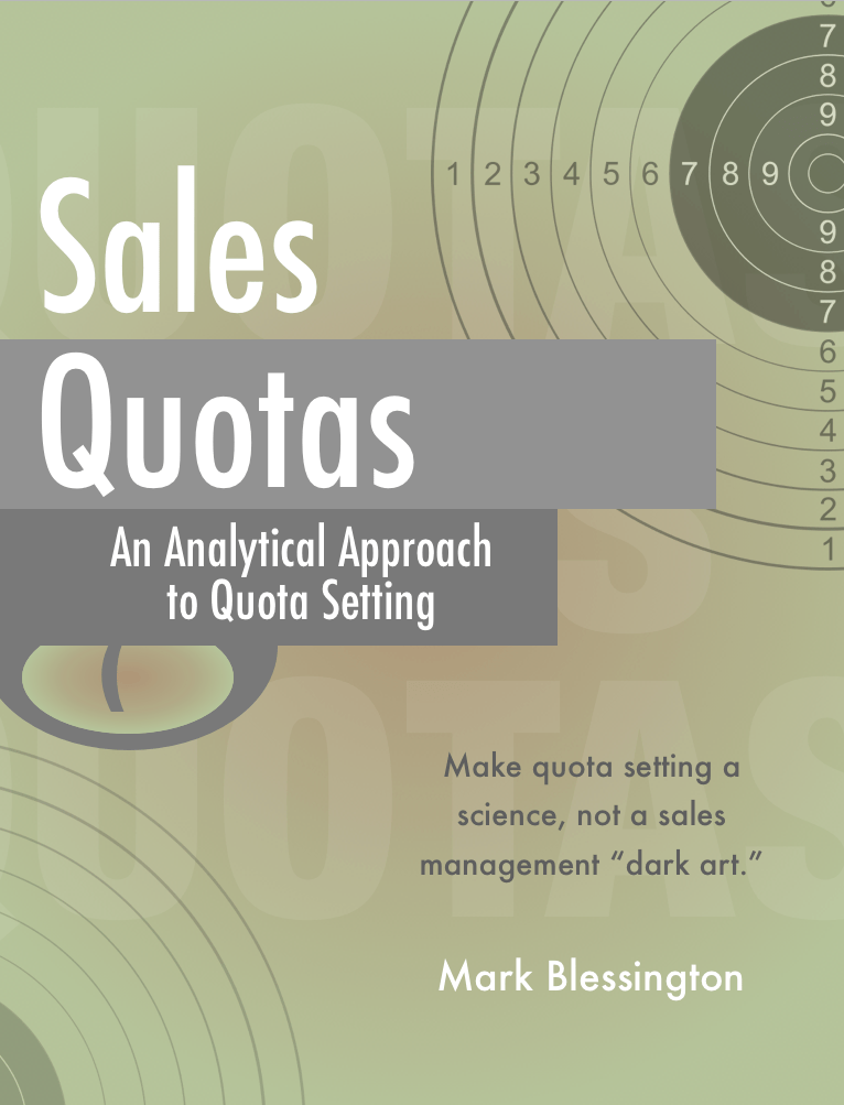 quota setting book cover