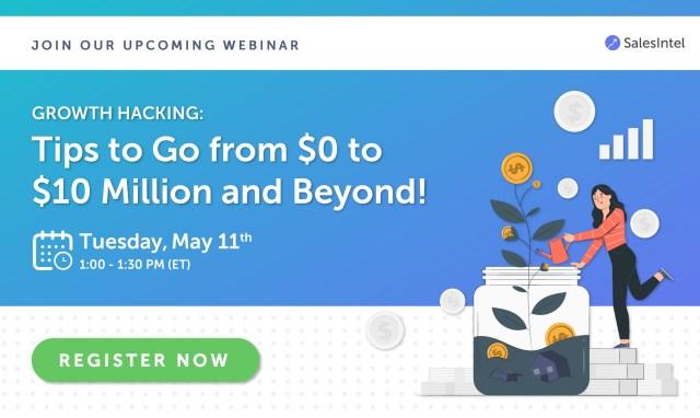 Growth Hacking: Astuces pour passer de 0 $ à 10 millions de dollars et au-delà!