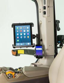 John Deere Tractor Cab Accessories : deere, tractor, accessories, Accessory, Mounting, Solutions
