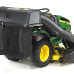 John Deere 100 Wiring Diagram Rv Trailer Plug Lawn Tractor E180 25 Hp Us 6 5 Bu 229 L Hopper Chute And Power Flow