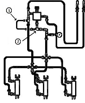 John Deere Separate Fertilizer Placement (SFP) Air Drill
