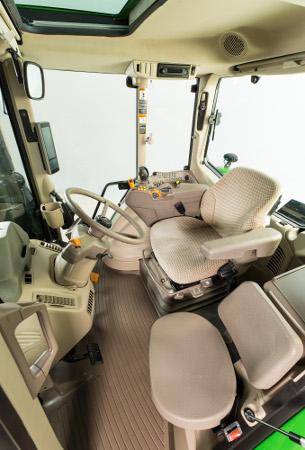 John Deere Tractor Cab Accessories : deere, tractor, accessories, 6120M, Utility, Tractors, Deere
