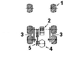 John Deere Traditional Utility Vehicle TH 6x4 Diesel