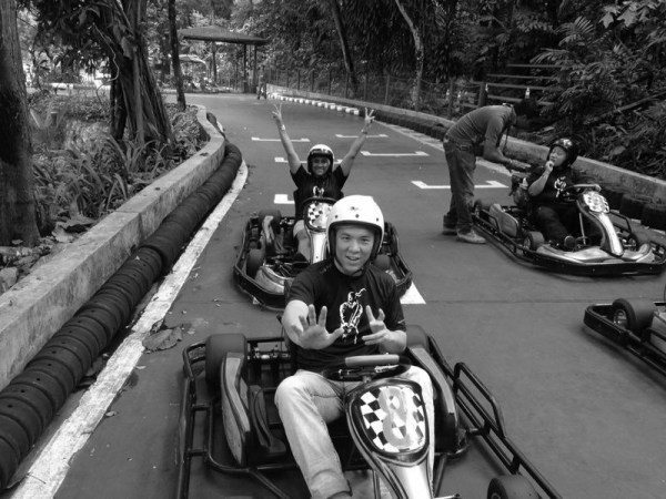Fatal Lessons Instantly Learnt After Racing Go Karts