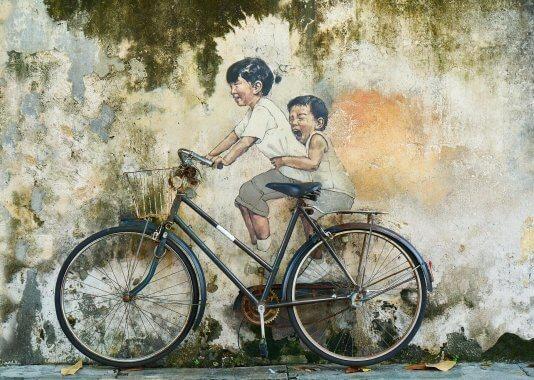 學習騎腳踏車 客戶經營