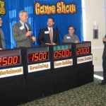 IEC's Game Show is an example of drawing people in