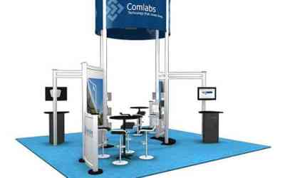 Top 5 One-Two Punch Expo Booth Ideas
